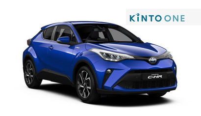 Toyota CHR Business Offers