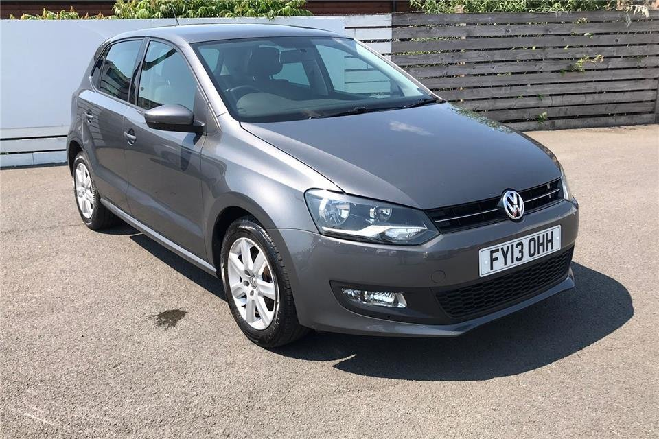 Used Volkswagen Polo Match 60 | Border Motor