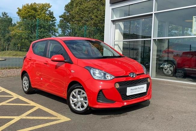 Hyundai i10 SE 1.0 5dr Manual