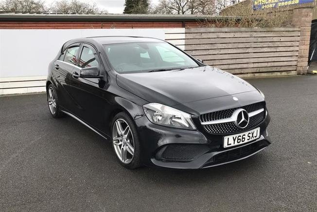 Mercedes-Benz A 180 D AMG LINE 1.5 107BHP 5 Door Manual