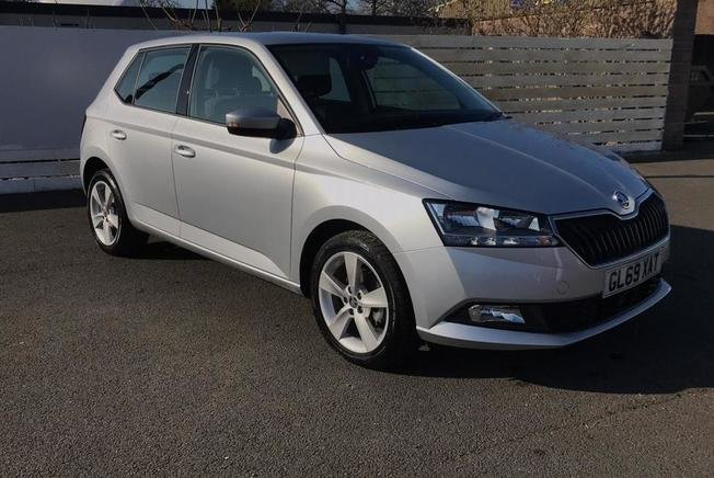 Skoda FABIA Hatch SE L 1.0 TSI 95 PS 5G Man