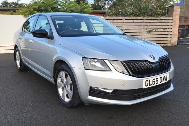 Skoda OCTAVIA SE Technology 1.5 TSI 150 PS 6G Man