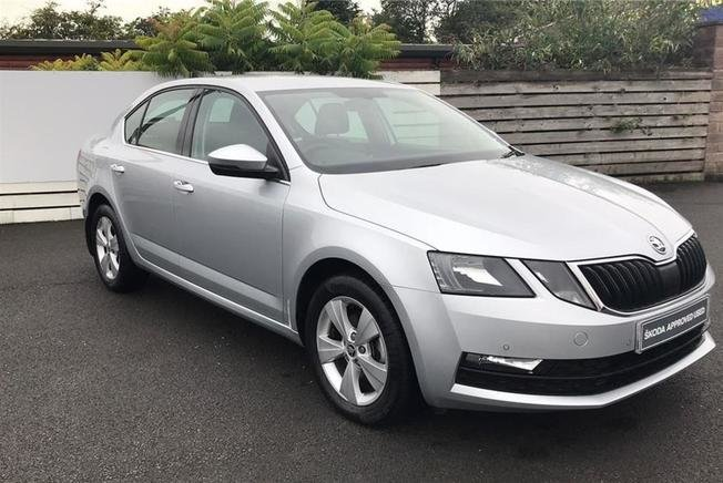 2019 Skoda OCTAVIA 2.0 TDI CR SE Technology 5dr
