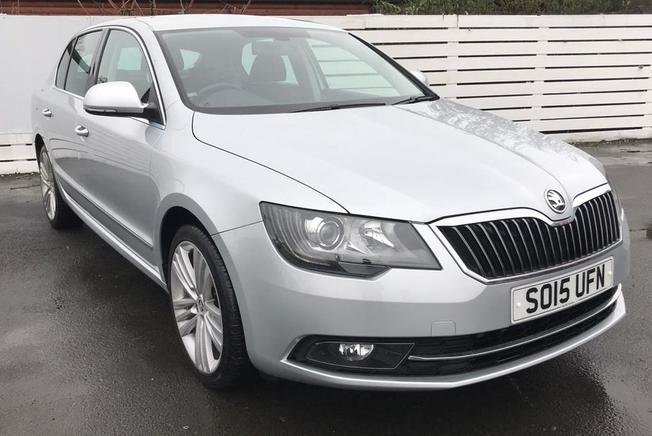 Skoda SUPERB 2.0TDi (170) Eleg Hatch