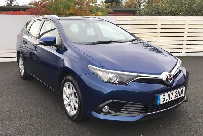 2017 Toyota AURIS 1.2T Business Edition TSS 5dr