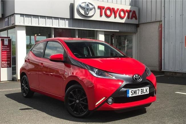 Toyota AYGO X-Style 1.0 5Dr M