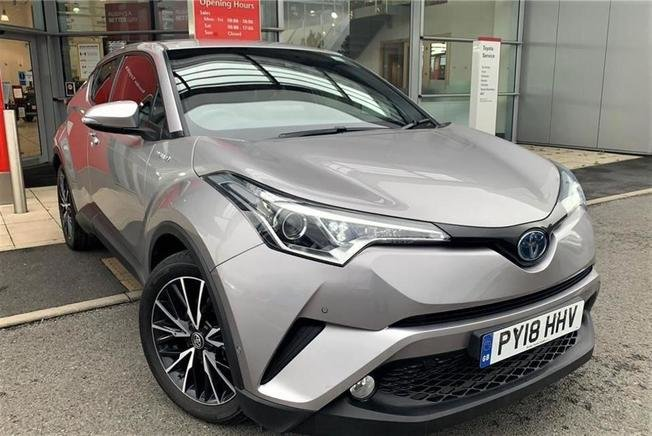 2018 Toyota C-HR 1.8 Hybrid Excel 5dr CVT [Leather]