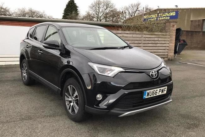 2016 Toyota RAV4 2.0 D-4D Business Edition 5dr 2WD