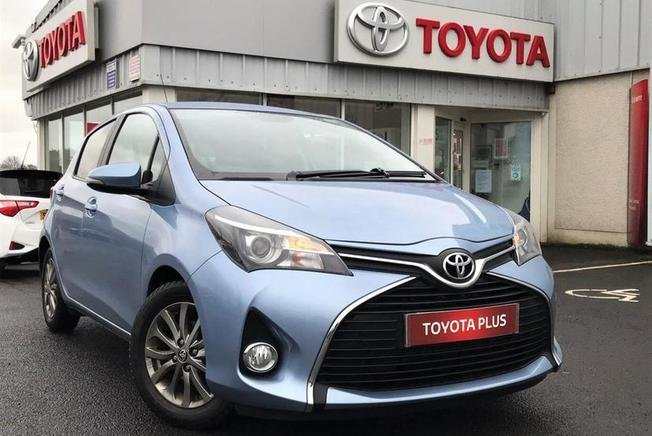 2016 Toyota YARIS 1.4 D-4D Icon 5dr