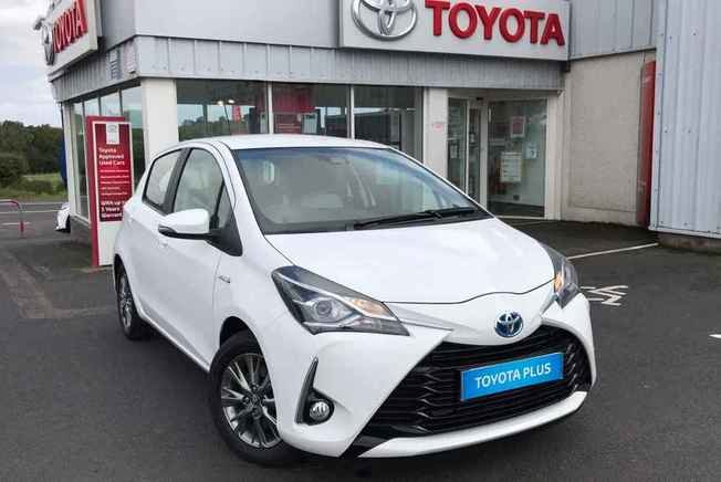 Toyota YARIS ICON 1.5 5Dr HSD LC