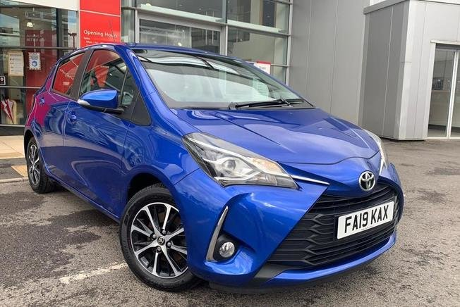 Toyota YARIS Icon 1.5 Tech Vvt-I 5 Door Manual