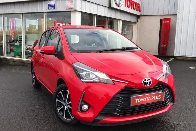 Toyota YARIS Icon Tech 1.5 5Dr M