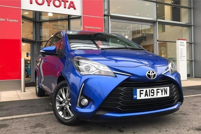 Toyota YARIS Icon 1.5 111BHP 5Dr Manual