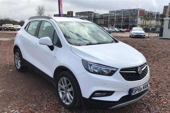 VAUXHALL Mokka X Active 1.6 Cdti S/S BHP134 5 Door Manual