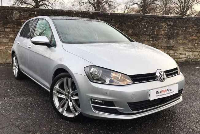 2016 Volkswagen Golf 1.6 TDI 110 GT Edition 5dr