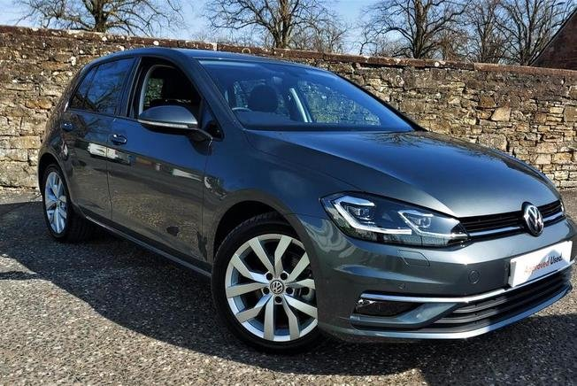 Volkswagen Golf GT Edition 2.0 TDI 150PS 5Dr Automatic