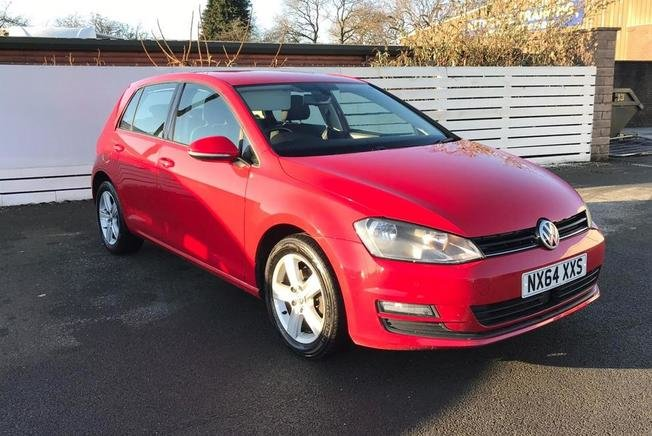 Volkswagen Golf Match 1.6 TDI 105 PS 5-speed Manual 5 Door