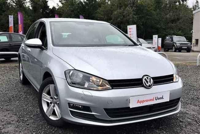 2017 Volkswagen Golf 1.6 TDI 110 Match Edition 5dr DSG
