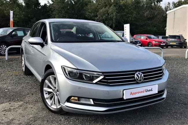 Volkswagen Passat SE 1.6 TDI BMT 120PS 4Dr Manual