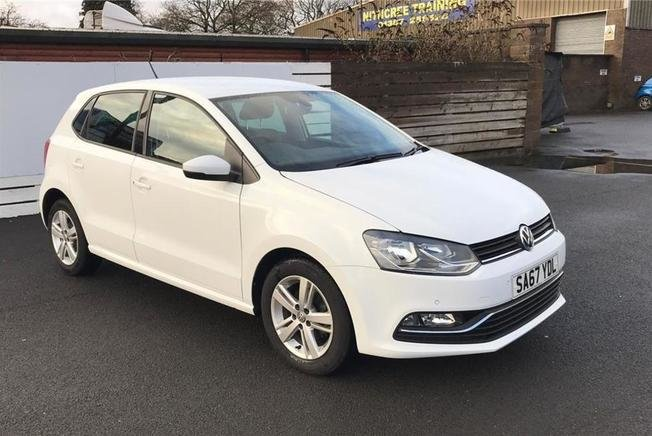 2017 Volkswagen Polo 1.0 Match Edition 5dr